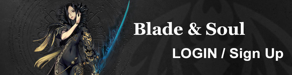 Blade And Soul Login